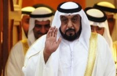 UAE President returns after private international visit