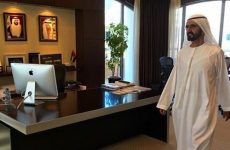 Sheikh Mohammed makes surprise visit to Dubai government offices
