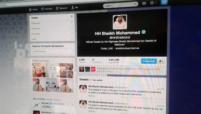 UAE's TRA To Verify Official Government Twitter Accounts