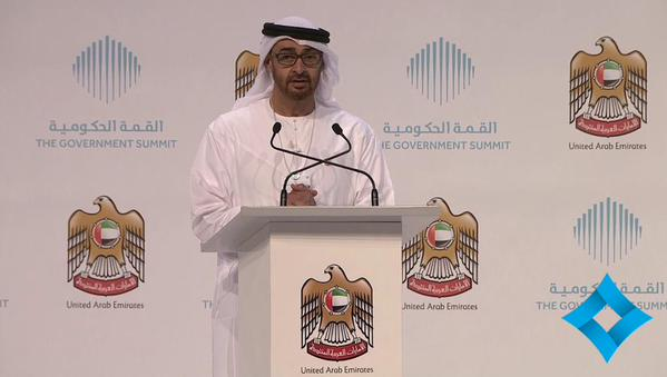 UAE Diversified, Can Handle Low Oil Prices – Abu Dhabi Crown Prince
