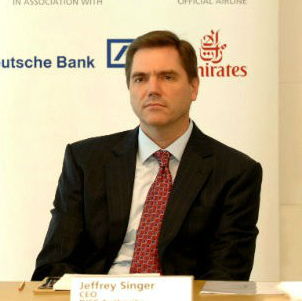 Jeff Singer Resigns As CEO Of Dubai Financial Zone Authority