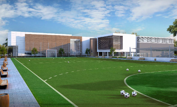 Sobha Group Announces Hartland International School - sports