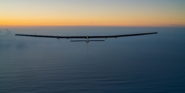 Abu Dhabi-backed Solar Impulse 2 completes Atlantic flight