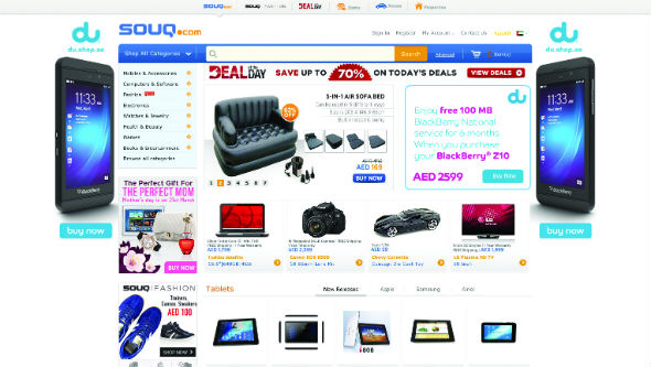 Souq.com Opens Up To Retailers With API