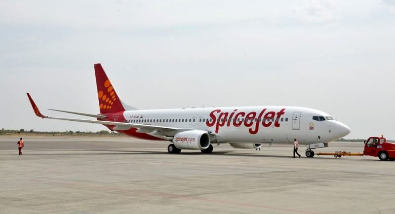 Video: SpiceJet flight from Dubai lands safely in Indian