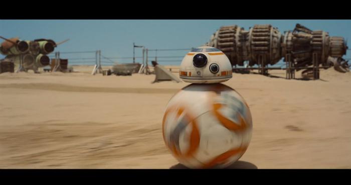 Abu Dhabi Desert Showcased As Star Wars VII Trailer Releases