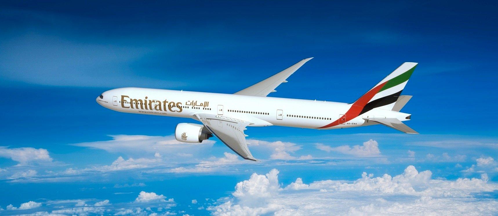 Emirates Starting Stockholm Flights