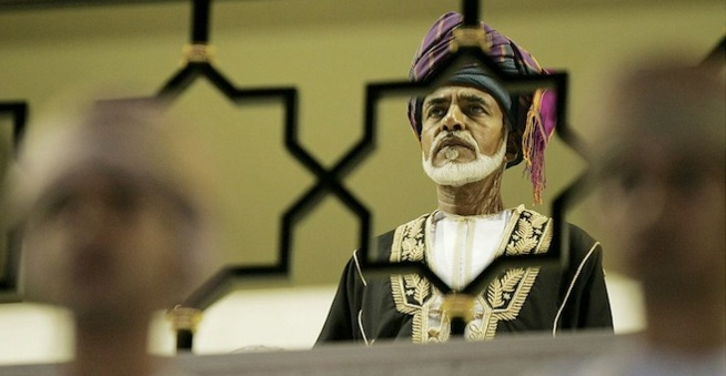 Oman's ruler Sultan Qaboos in 'stable' condition