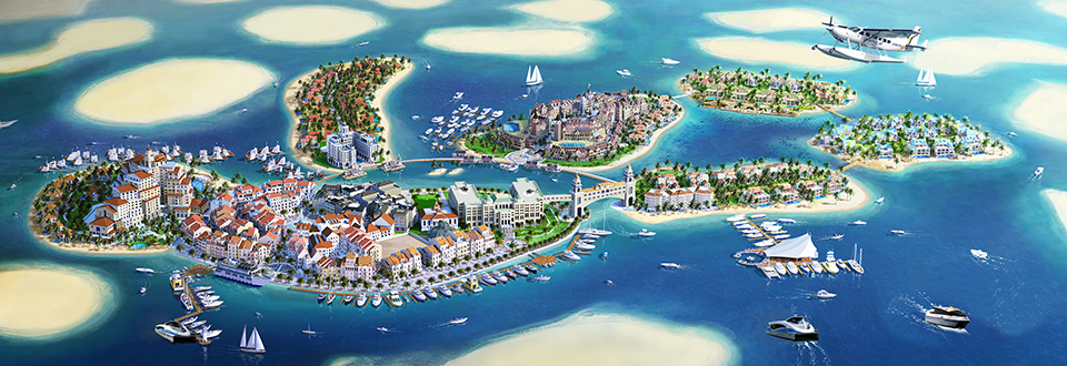 Underwater Villas, Priced At Dhs5m, Go On Sale At Dubai's World Islands