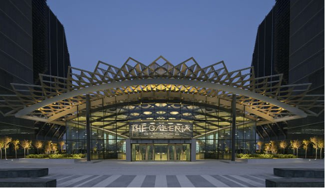 First Look Pictures: The Galleria, Abu Dhabi's New Luxury Mall