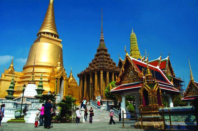 Bangkok: The King's Retreat