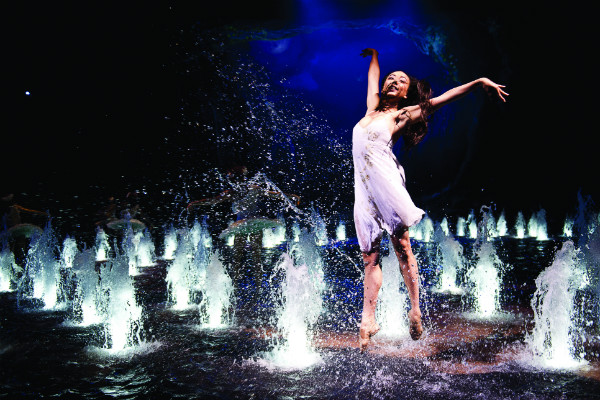 Dubai's La Perle aqua show to pay for itself within five years