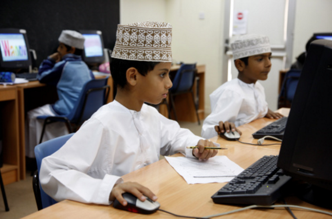The Middle East's state of knowledge