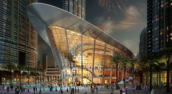 Emaar Reveals Details About 2,000-Seat Opera House In Dubai
