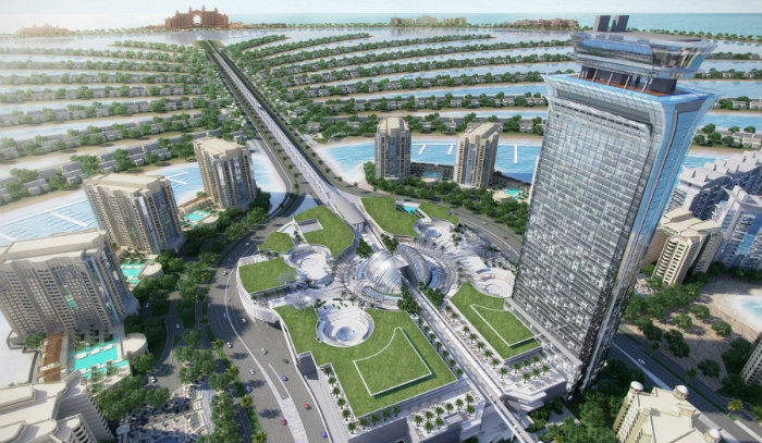 Nakheel Says Retailers Book 40% Of New Mall On The Palm