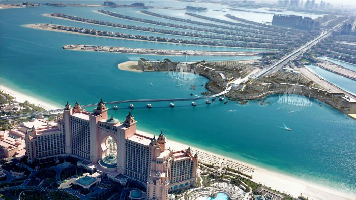 Nakheel Awards Dhs375m Pointe Contract To Drake And Scull Unit