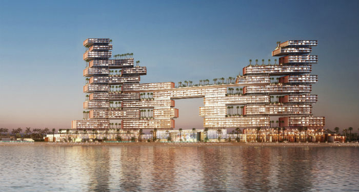 New $1.5bn Royal Atlantis Resort Planned For Dubai's Palm Jumeirah