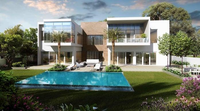 Dubai Developer Al Barari Launches Luxury Villa Project, The Nest