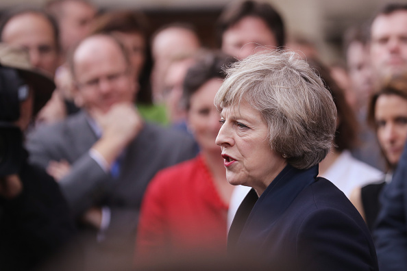 A closer look: Britain's new PM and the Middle East