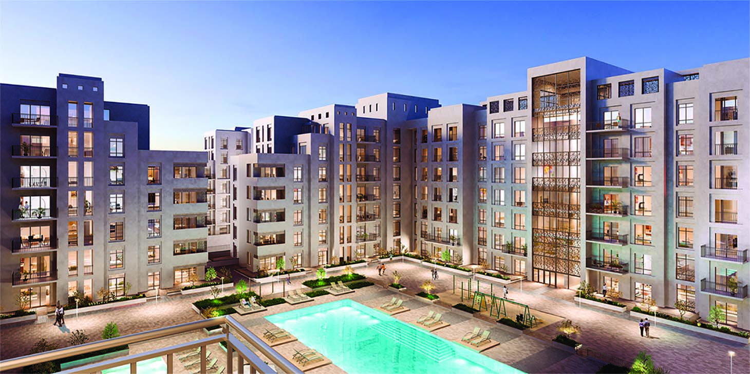 Dubai's Nshama Launches 'Safi', Units From Dhs350,000 In Town Square