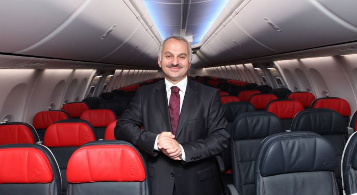 Exclusive Interview: Temel Kotil, Turkish Airlines CEO