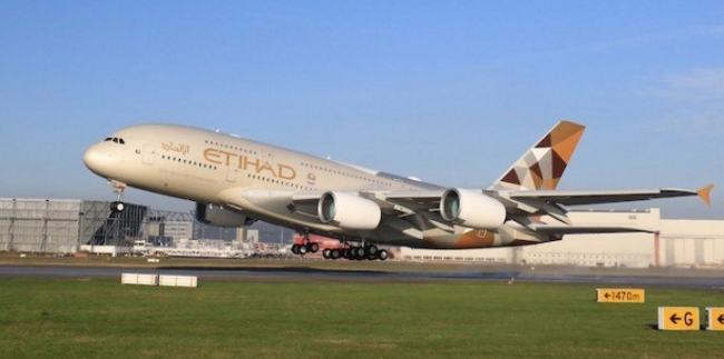 Etihad to fly about 3.3 million passengers over next two months