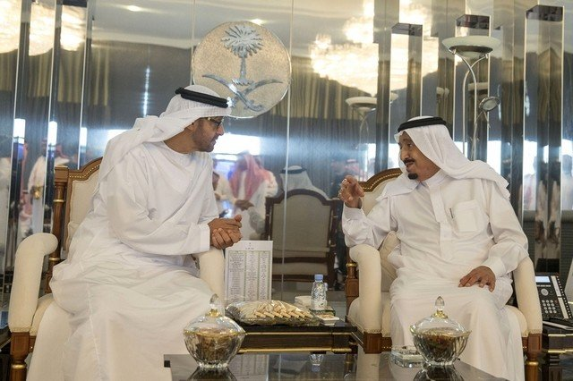 UAE and Saudi Arabia to form co-ordination council