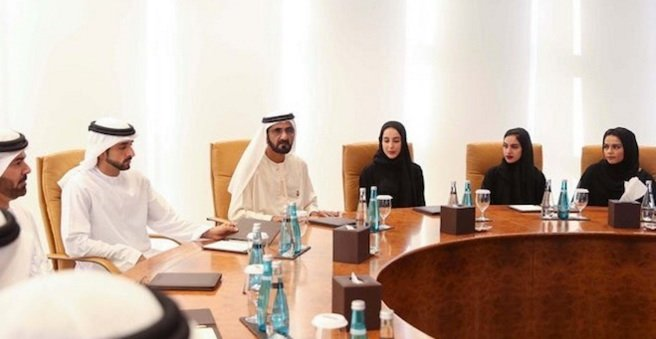 UAE's new youth minister submits 100-day plan