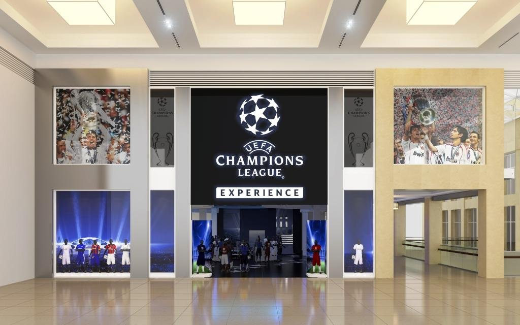 UAE Retailer Marka To Develop UEFA Champions League-Themed Stores