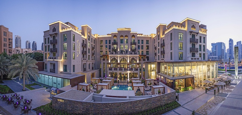 Emaar says IPO for hospitality unit remains on hold