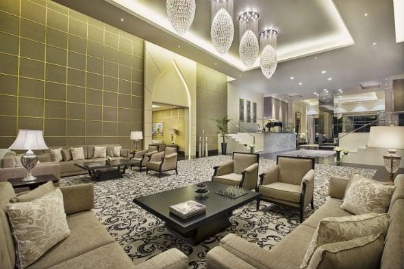 Pictures: Waldorf Astoria Dubai Unveils Luxurious Royal Suite