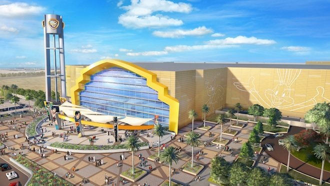 Mega $1bn Warner Bros theme park to open in Abu Dhabi