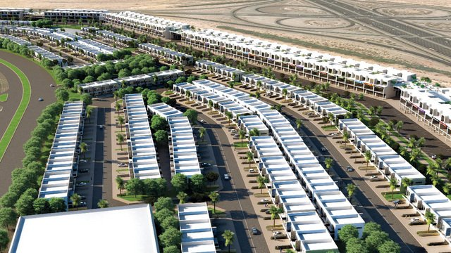 Nakheel Awards Dhs700m Construction Contract For Warsan Project