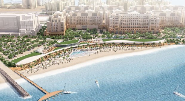 Nakheel Inks Dhs46m Contracts For Palm West Beach, Deira Islands Mall