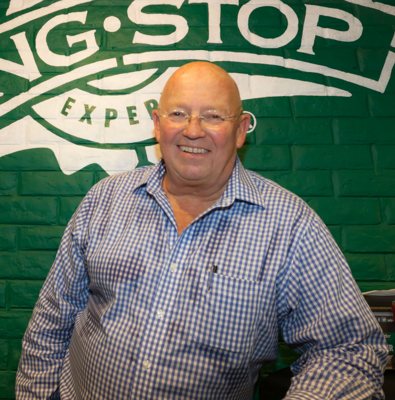 Five minutes with.. Ted Leovich, VP International Operations, Wingstop