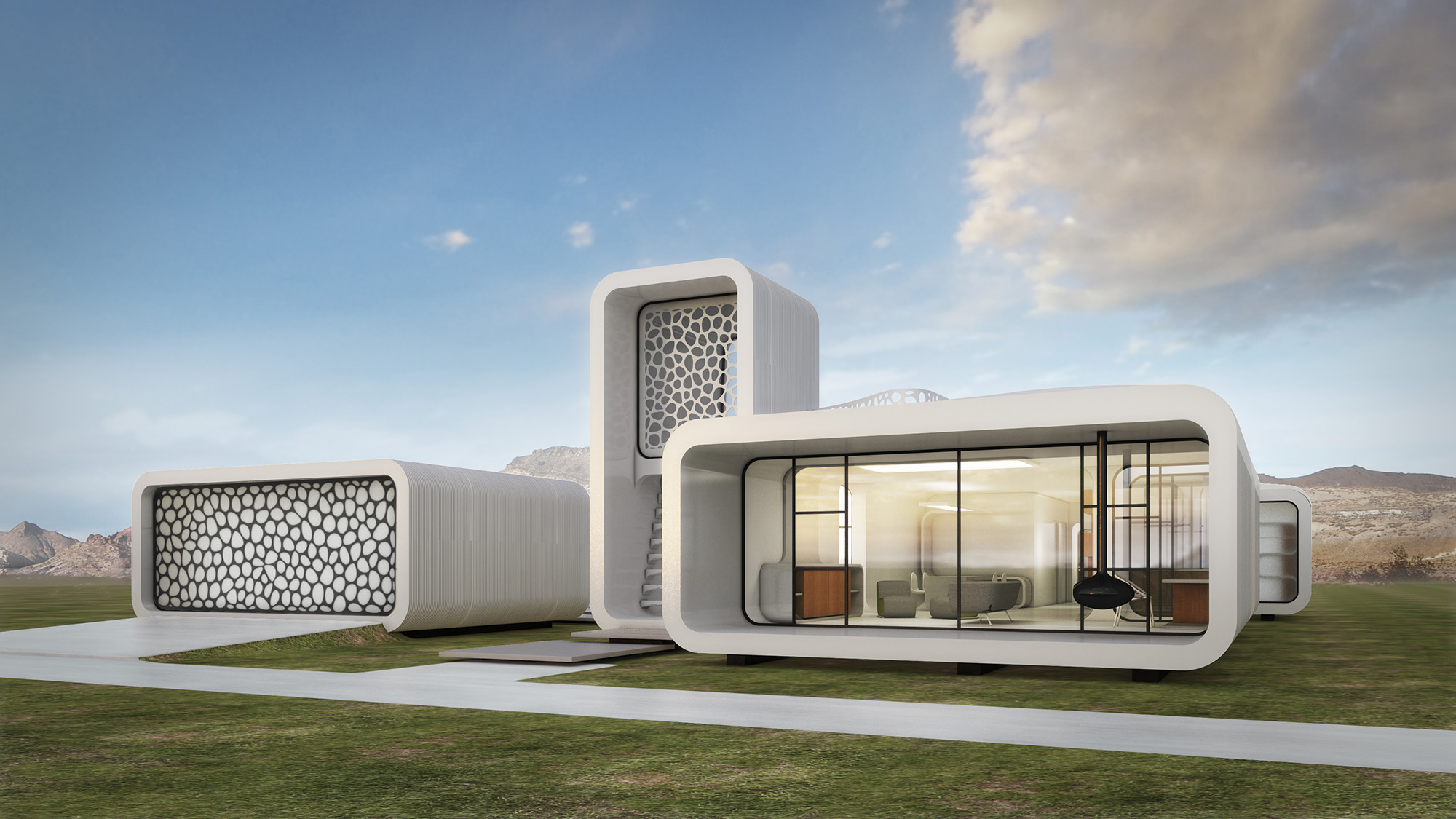 Dubai plans to 3D print 25% of buildings by 2030