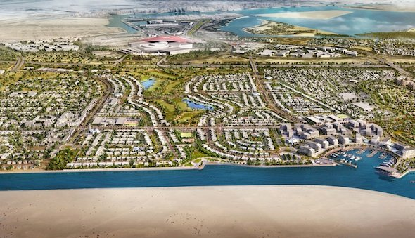 Aldar begins tendering for Dhs6bn Yas Acres project