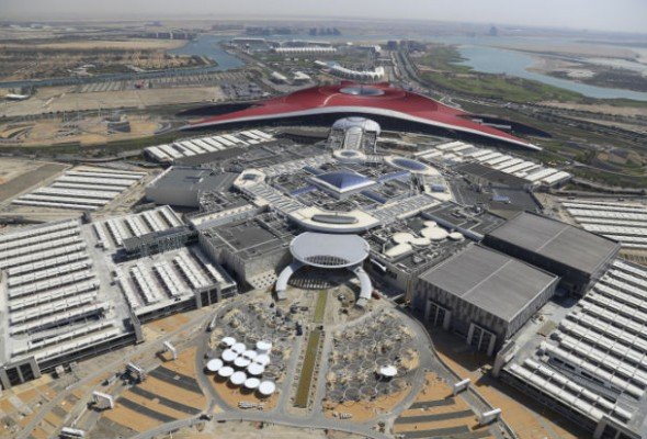 Abu Dhabi's Yas Mall To Open To Public On November 19