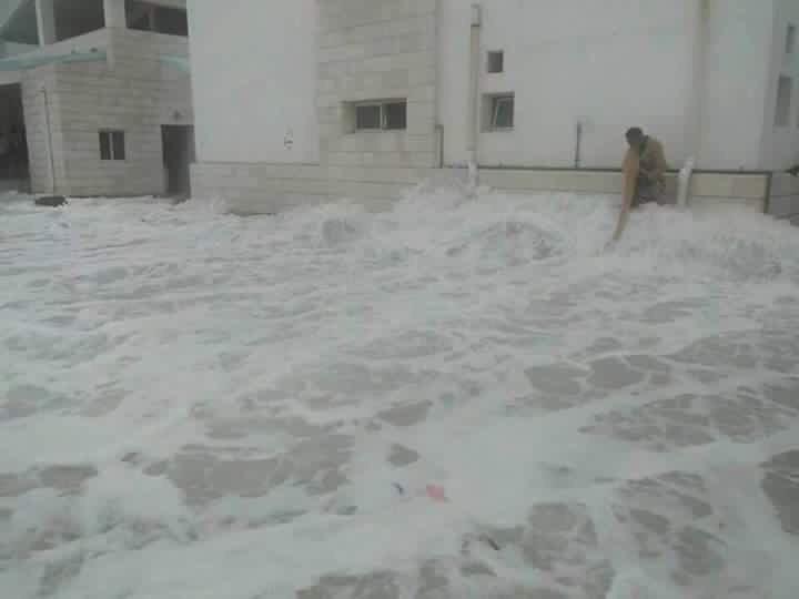 Powerful Chapala cyclone kills three on Yemeni island