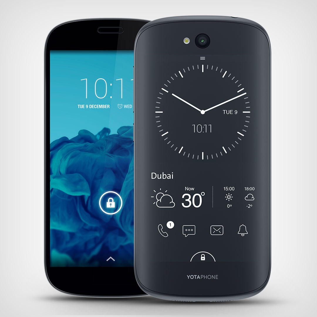 Dual-screen YotaPhone 2 Smartphone Launches In Middle East