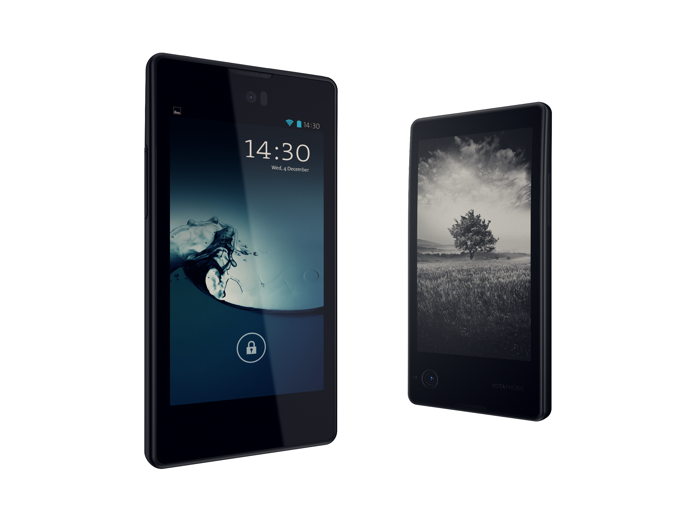 Dual Screen YotaPhone Smartphone Launches In The Middle East