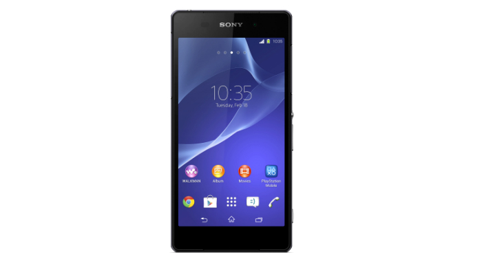 Sony Xperia Z2 Launches In UAE, Saudi