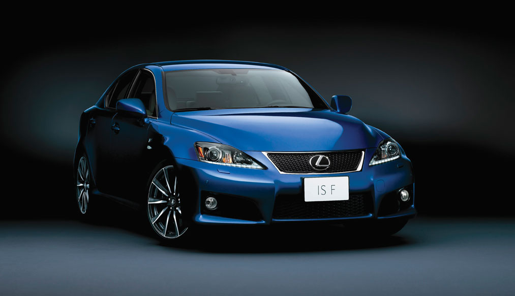 Review: Lexus IS F