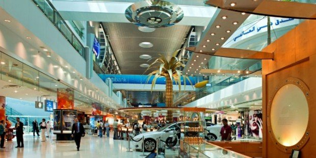 Dubai Ranks Third Largest Passenger Airport