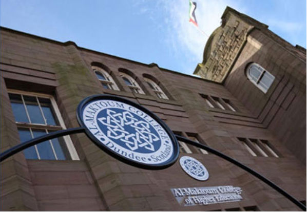 UAE Builds $2m Mosque In Dundee, Scotland