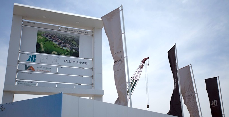 Abu Dhabi's Aldar Starts Construction On Ansam Project In Yas Island