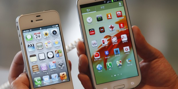 Samsung, Apple Continue Billion Dollar Legal Dispute