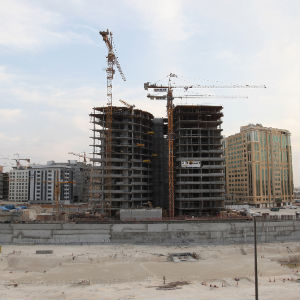 Aabar raises Arabtec Stake