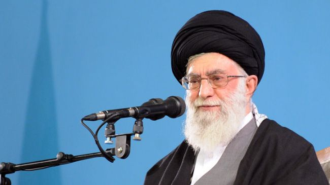 Iran's Khamenei Says Saudi Air Strikes In Yemen Causing Genocide