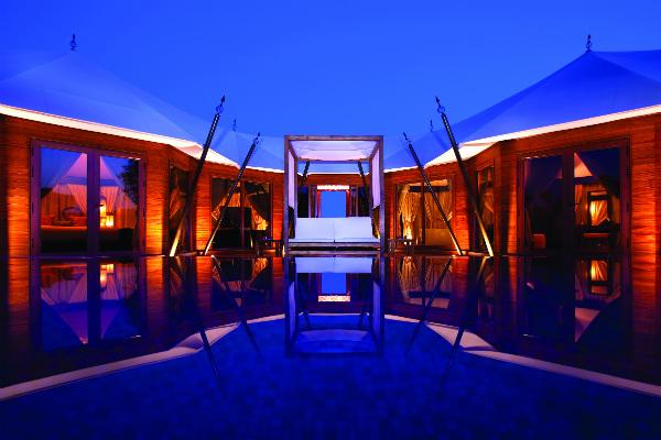 Iconic hotels: Banyan Tree Al Wadi